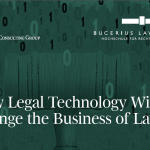 Legal Tech Report