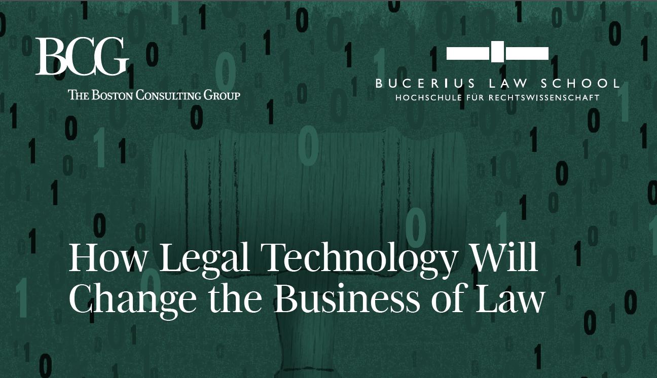 Legal Tech Report