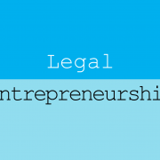 Legal Entrepreneurship